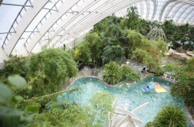 Dome aquamundo center parc